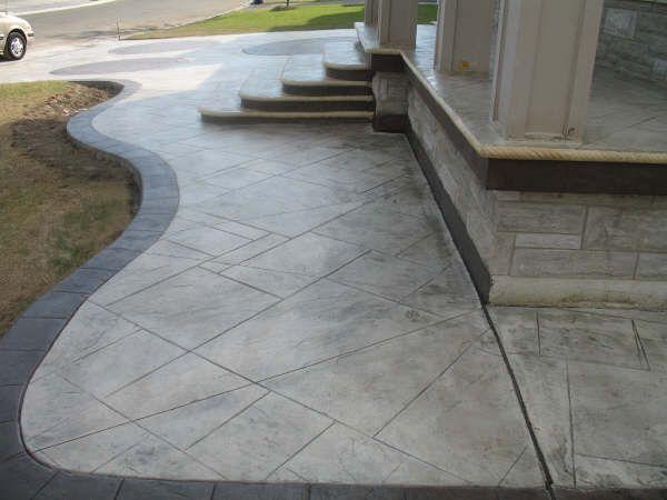 Concrete Driveways Concrete Driveways Steps Concrete Driveways Are The Best Choice For Concrete Driveways Concrete Patio Exposed Aggregate Driveway
