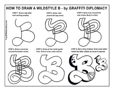 Learn How To Draw Graffiti By Bending Bars Graffiti Diplomacy Learn To Draw Graffiti Graffiti Art Letters Graffiti Lettering Graffiti Lettering Fonts