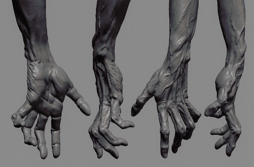 Artstation Hand Practice Roman Anohin Hands Roman Practice