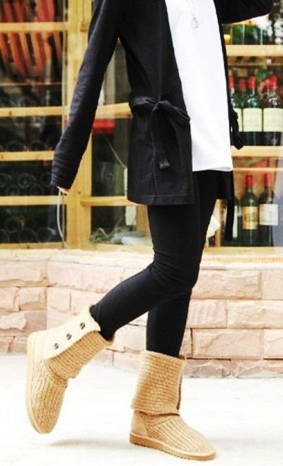 2013 Hot Knit Ugg Boots, Classic Ugg Sweater Boots, Womens Winter ...
