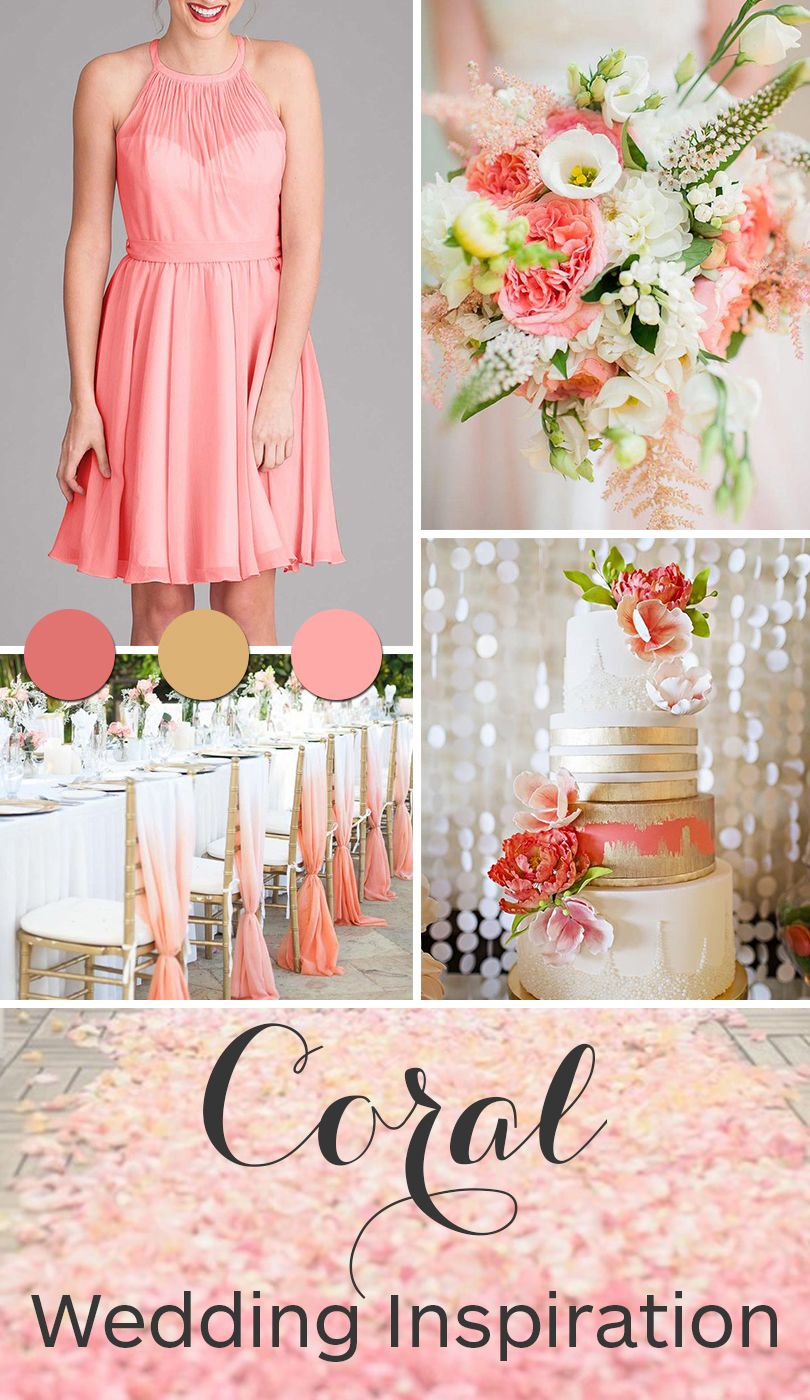 A Bright And Beautiful Palette For A Summer Wedding Member Board