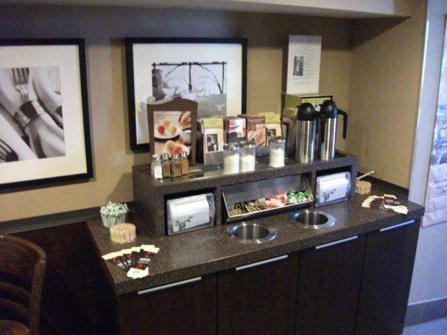 Tiny Craftsman Comes With Espresso Station: Starbucks Coffee Straw Station - Google Search