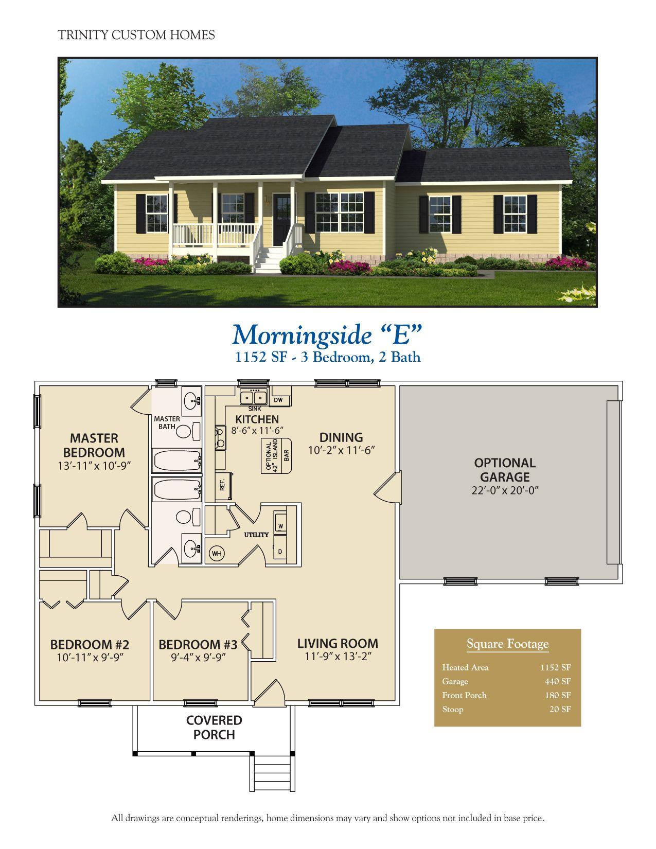 Trinity Custom Homes Morningside \