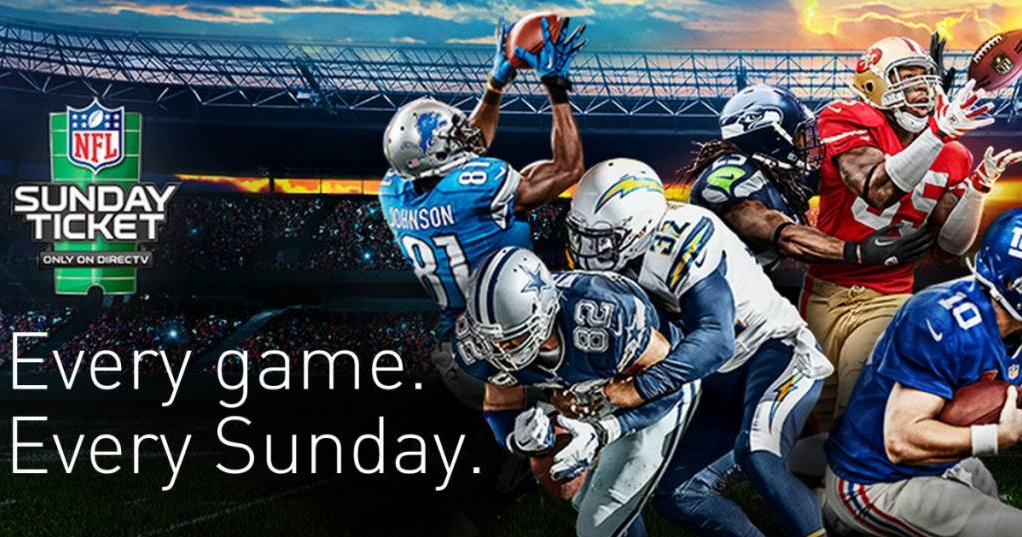 Nfl Sunday Ticket Get Out Enjoy Life In Central Kentucky