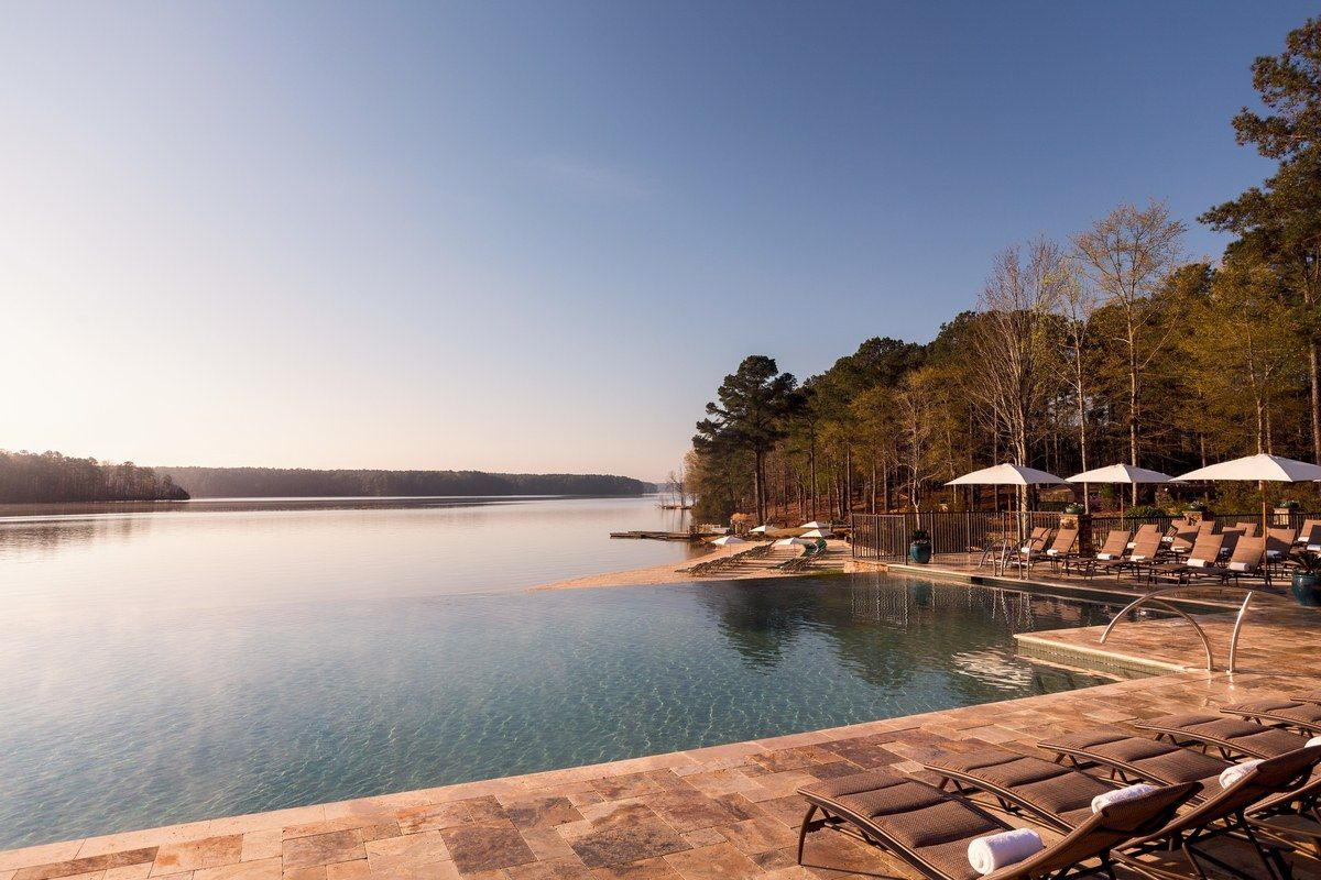Top 20 Resorts in The South Readers' Choice Awards 2019