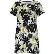 Floral Crepe Shift Dress
