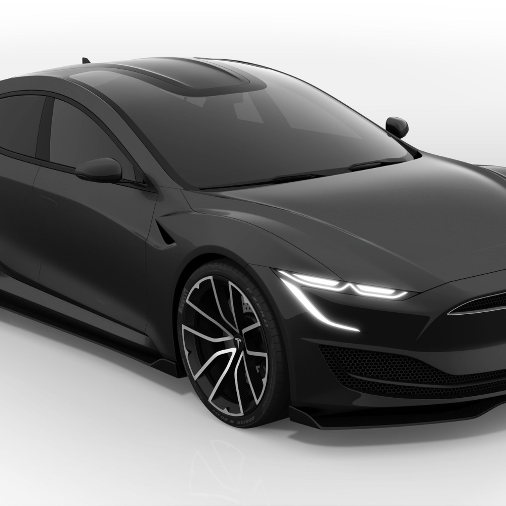 Tesla Model 2020 Fresh New Tesla Model S Rendered With Sporty Exterior Ahead Of Tesla Model S Tesla Model New Tesla