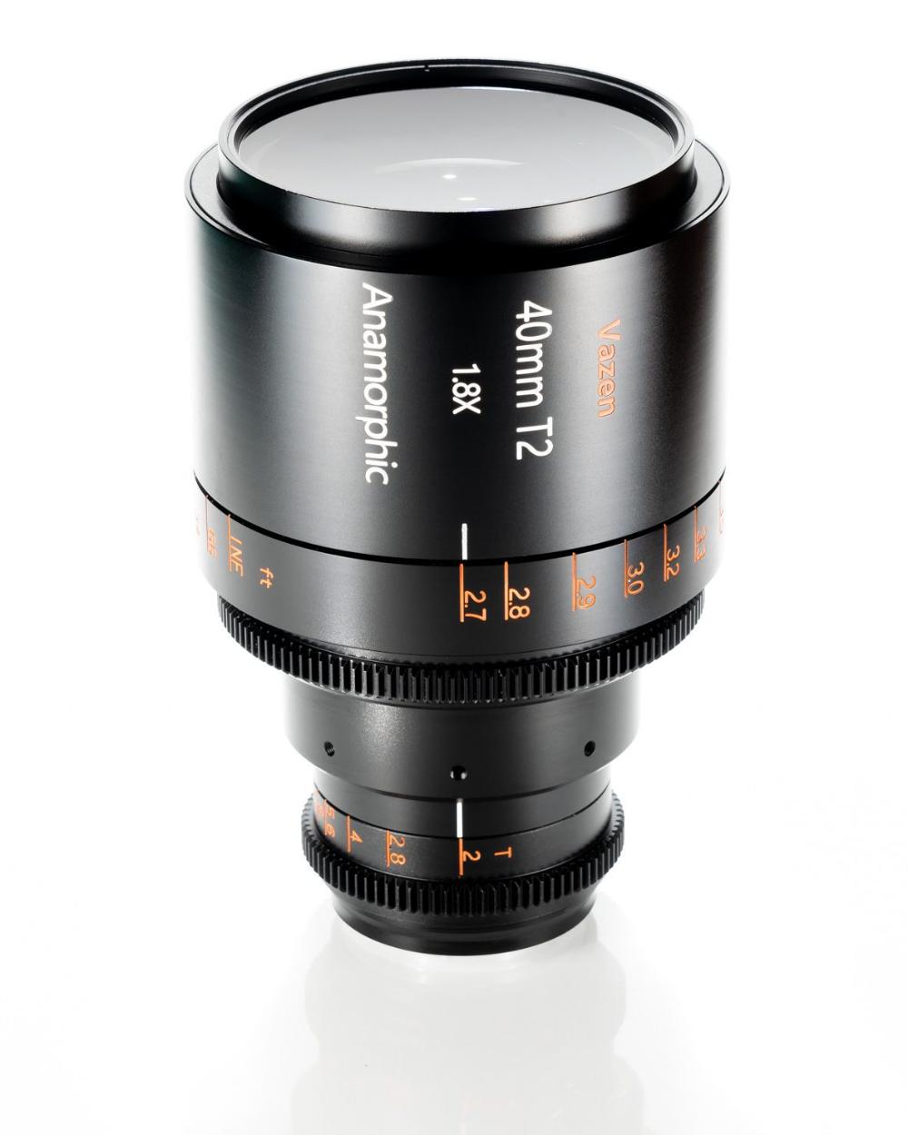 Vz Vazen 40mm T 2 1 8x Anamorphic Lens Vz Lens