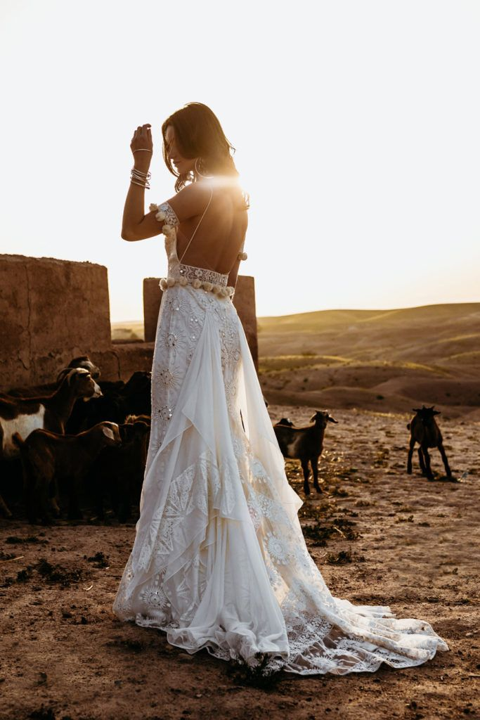 Wild Heart: Rue De Seine Wedding Dresses | OneFabDay.com Ireland
