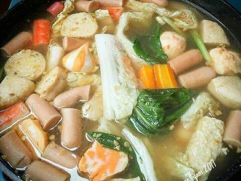 Resep Steamboat Shabu Shabu Pr Asianfood Oleh Susan Mellyani Resep Resep Masakan Shabu Shabu Masakan