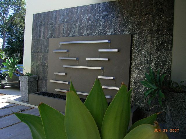Water Features Outdoor Fountains Melbourne H2o Designs