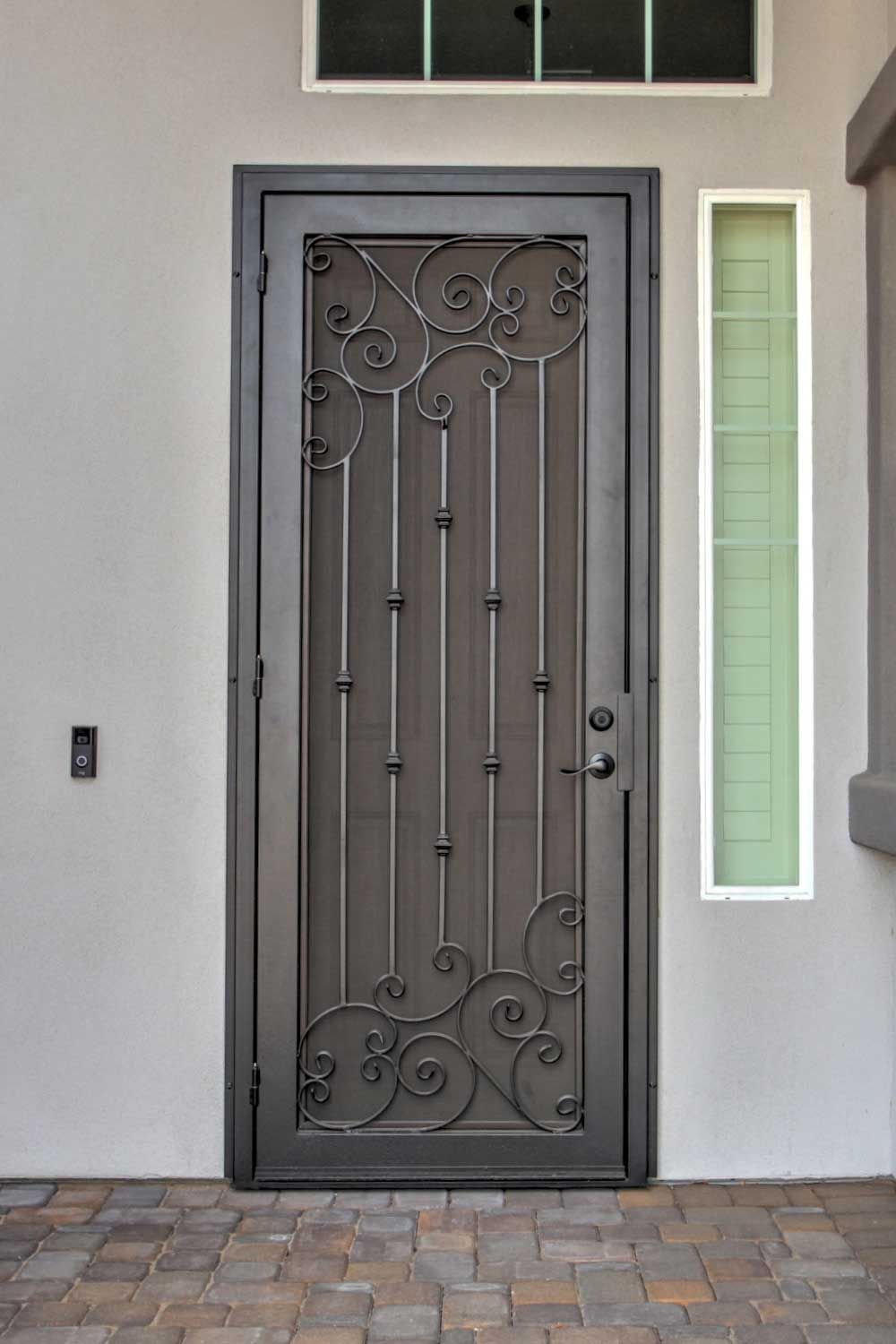 Iron Security Screen Doors - Summer 2019 Promotion - First ...