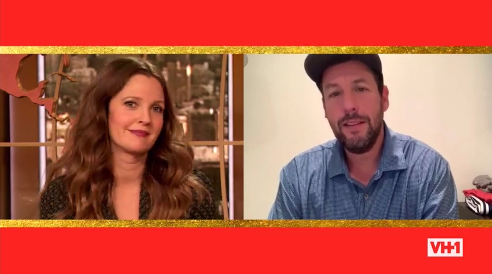 Adam Sandler And Drew Barrymore Tease Making Fourth Film Together At Mtv Movie Tv Awards Adam Sandler Tv Awards Mtv