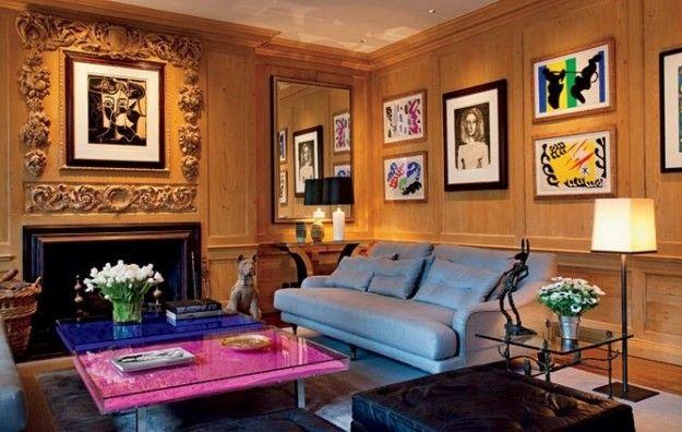 stile classico e moderno per la casa quadri moderni alle