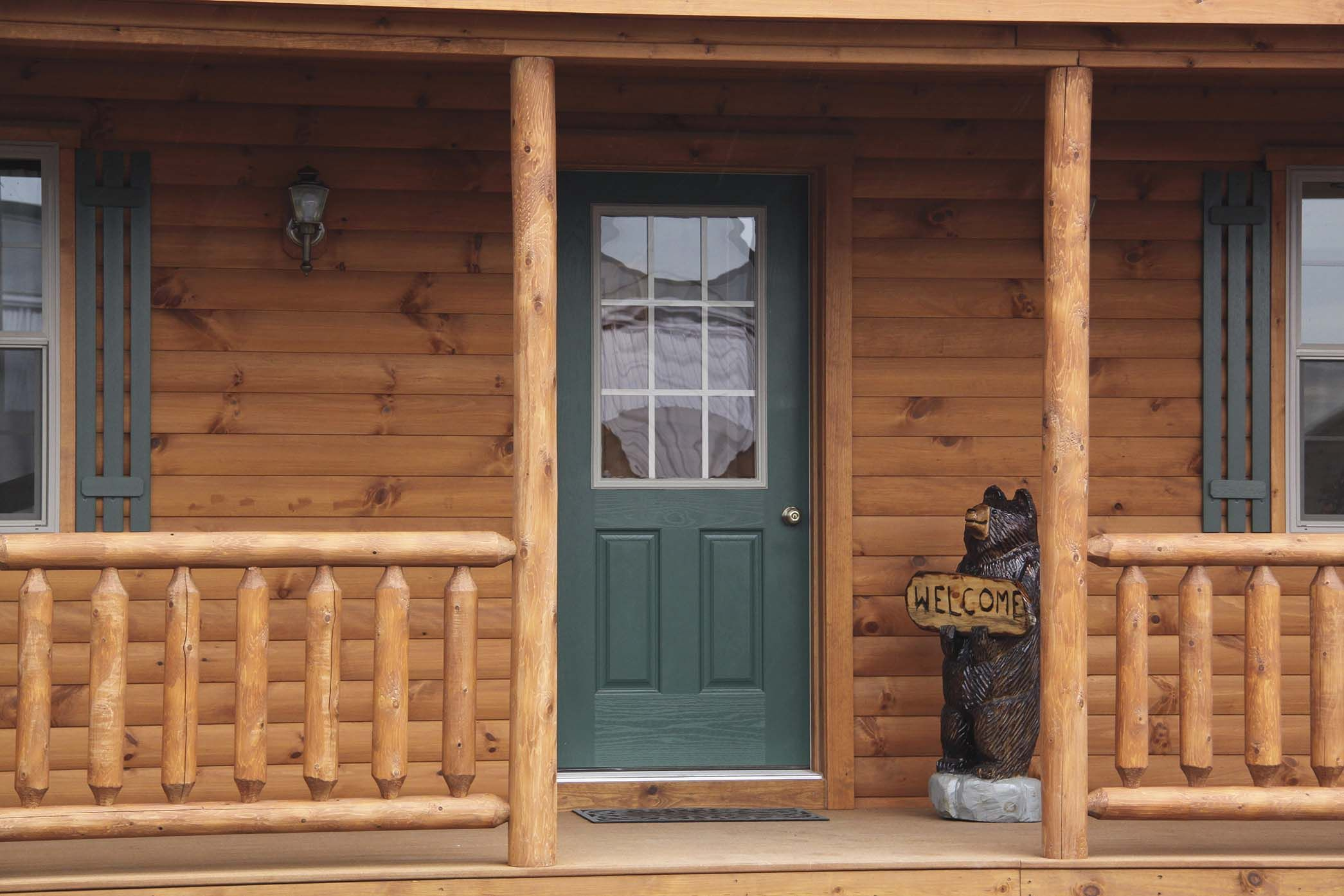 Modular Log Homes | Cozy Cabins, LLC | Cabin | Pinterest | Log ...