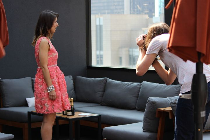 The Next Chapter | the style letters - photo shoot at 52EIGHTY Lounge - #Chicago's tallest rooftop lounge