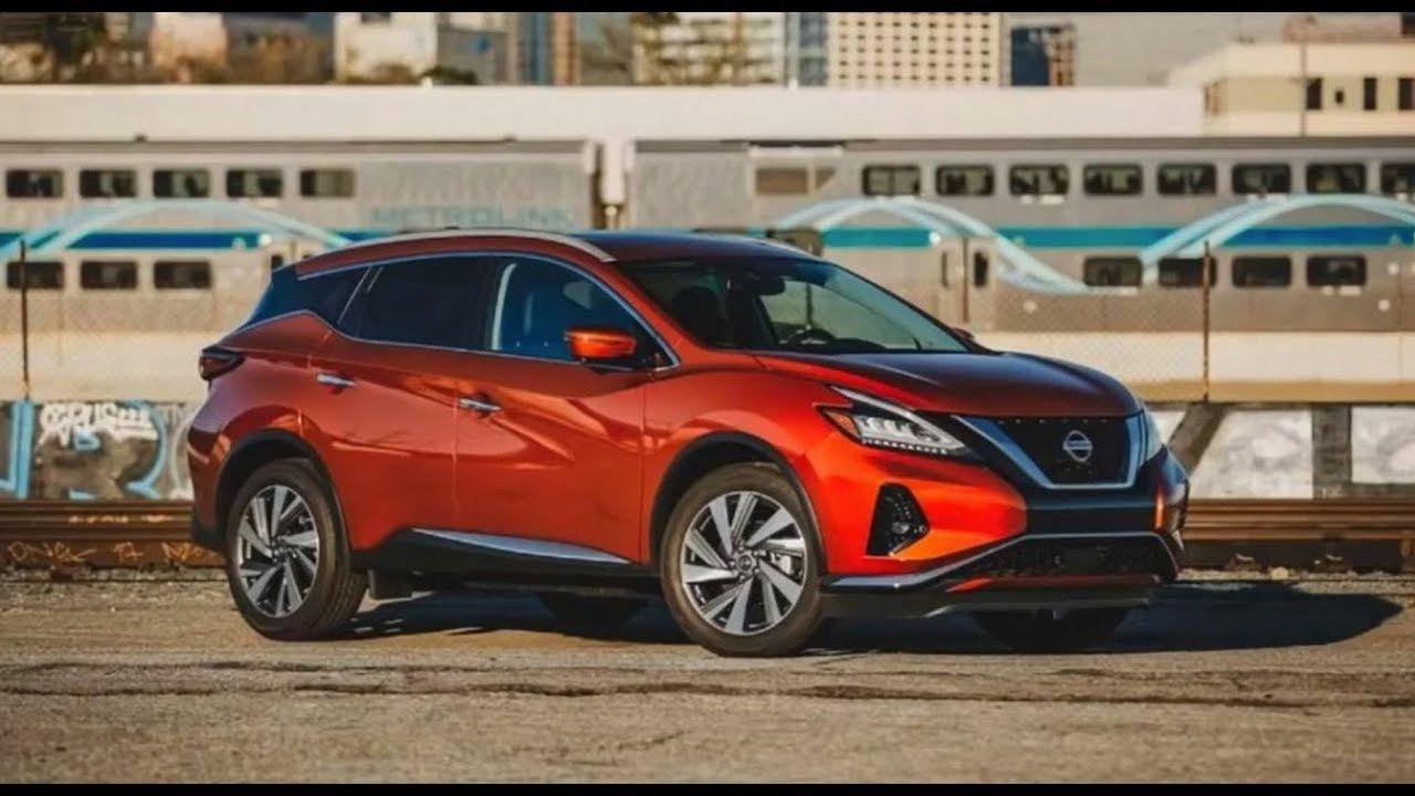 2020 NISSAN Murano Comfortable SUV Ниссан, Автомобиль