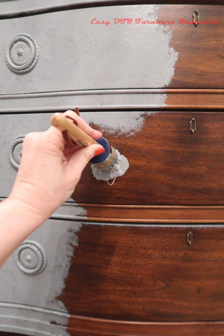 14 Unique Ways To Makeover Your Furniture Makeoverideas En 2020 Avec Images Peinture A La Craie Mobilier De Salon Meubles Peints A La Chaux