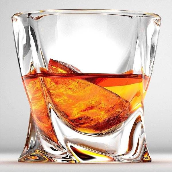 The Malviner Whisky Glass Is A Revolutionary Whisky Glass That