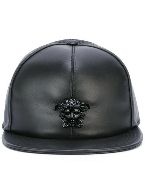 363535fe518 VERSACE Medusa baseball cap.  versace  cap