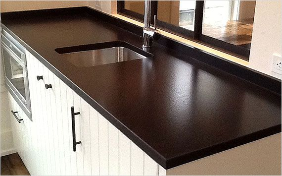 How To Choose Kitchen Counters Leather Granite Kitchen And Bath 2014 Kitchen Trends