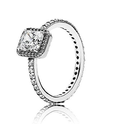 cbc04e4e5a71d PANDORA Ring Timeless Elegance 190947CZ56 – SIZE 7.5 M/L | Rings ...