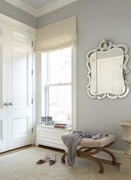 Hc 170 Stonington Gray Benjamin Moore Neutrals Bedroom Wall Colors Beautiful Bedrooms Wall Color