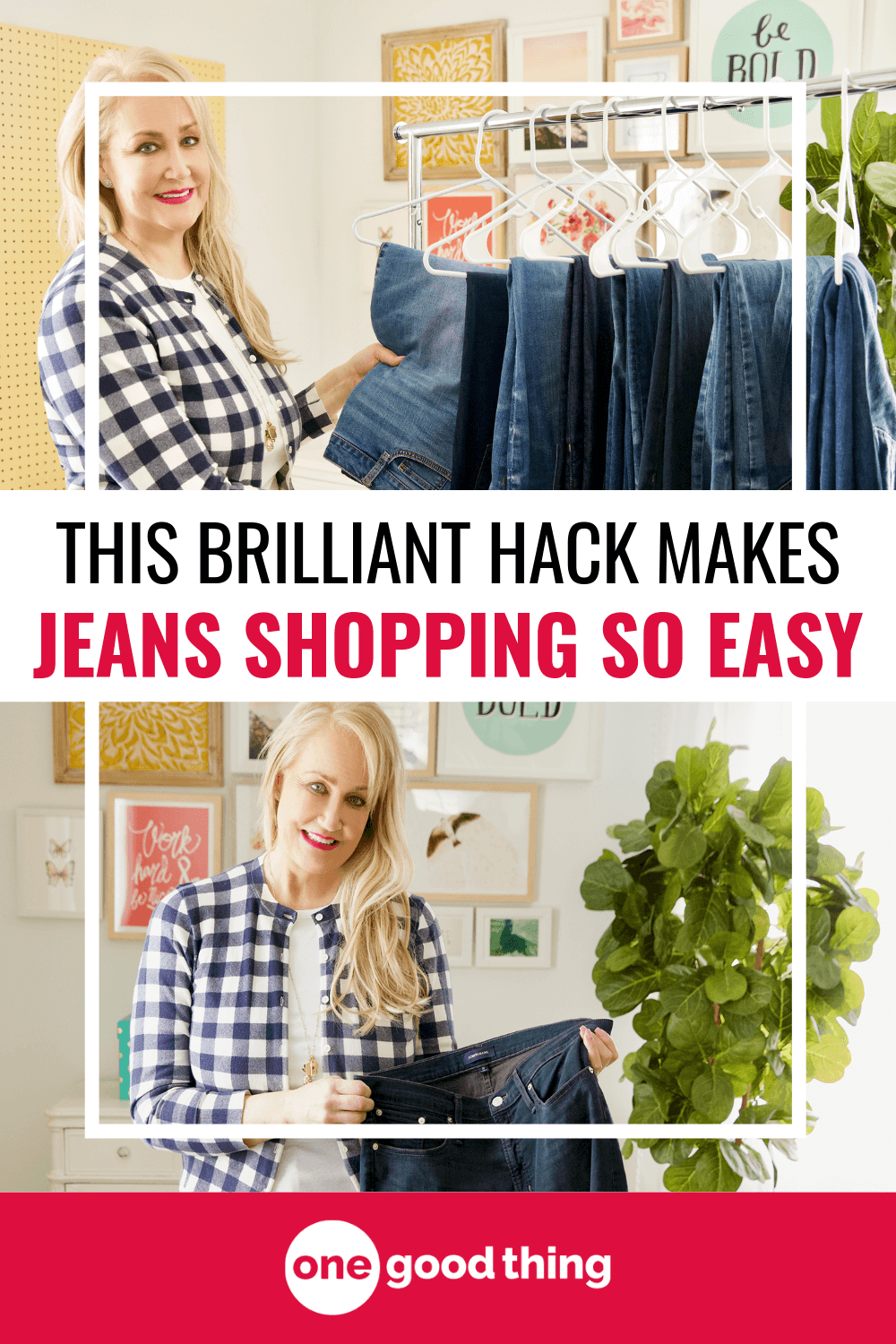 How To Find Jeans That Fit Without Trying Them On Fun To Be One