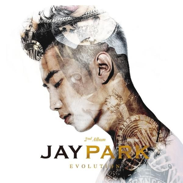 Jay Park Evolution Album