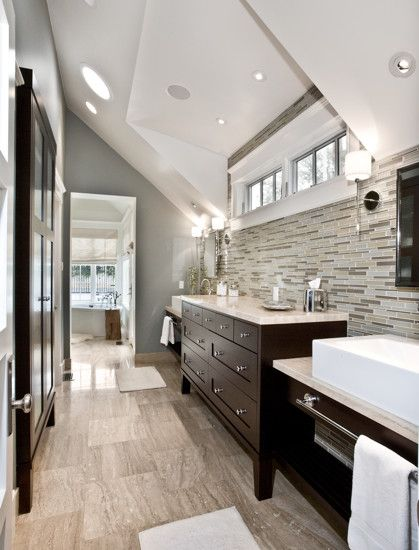 Master Bath Windows Salt Lake City Contemporary Bathroom Enchanting Bathroom Remodeling Salt Lake City Decor