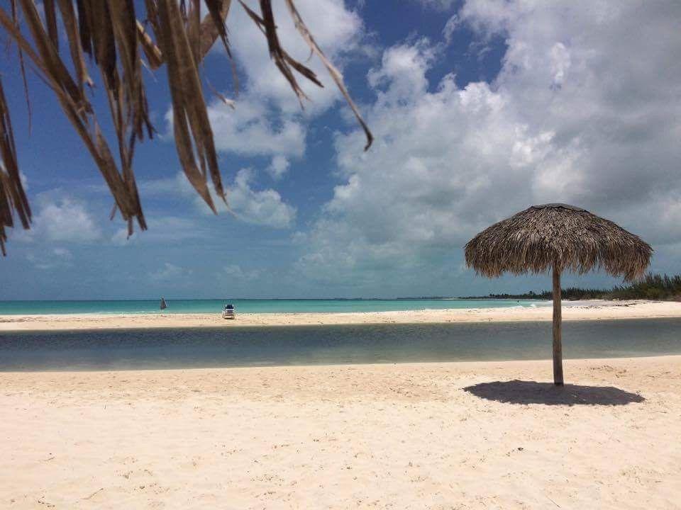 2 juillet 2017 plage Paraïso Cayo largo