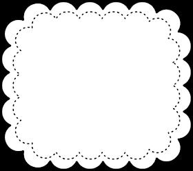 Free Printable Black And White Frames Bordas Coloridas