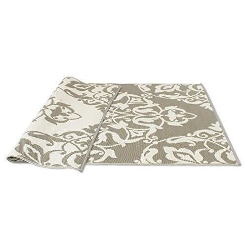 Waterproof Outdoor Rug 4x6 Patio Garden Beach Reversible Mat Fade Resistant New