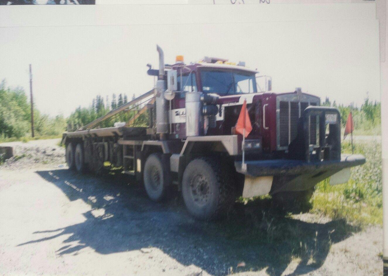 Land transport construction equipment kenworth trucks