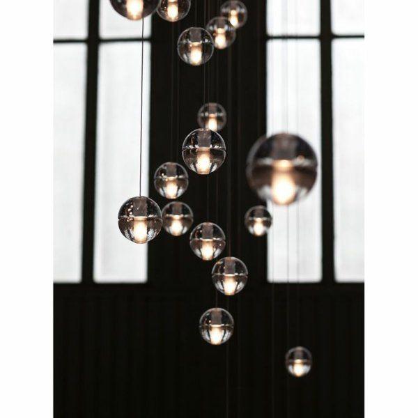 Hangelampe Kugel Glaskugel Lampen Deckenlampen Modern Glaskugel Lampe Glaskugel Hangelampe Glas