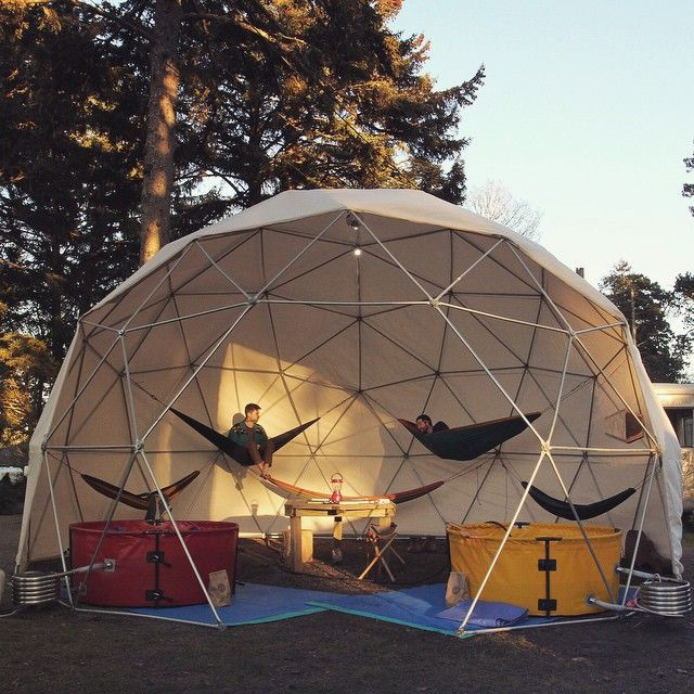 escape collective calls it a hammock hot tub party  i call it awesome  hammock hot tub party in the dome tonight at fest escape collective calls it a hammock hot tub party  i call it      rh   pinterest