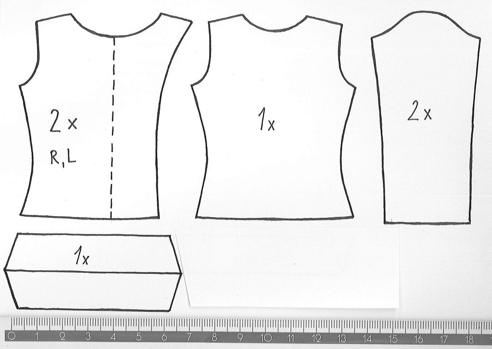 как сшить футболку для куклы барби фото могут быть