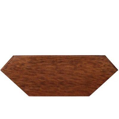 Corner Tv Stand Leick Furniture Brown