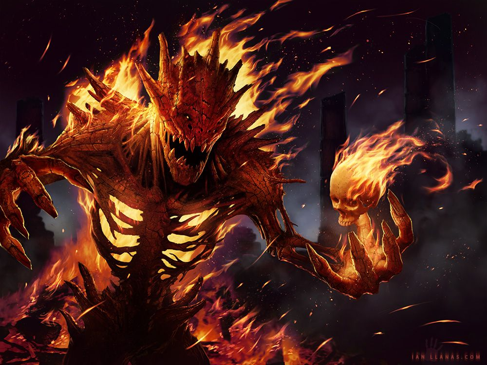 Pin By Anika On X Fantasy Monster Fantasy Demon Fantasy Creatures