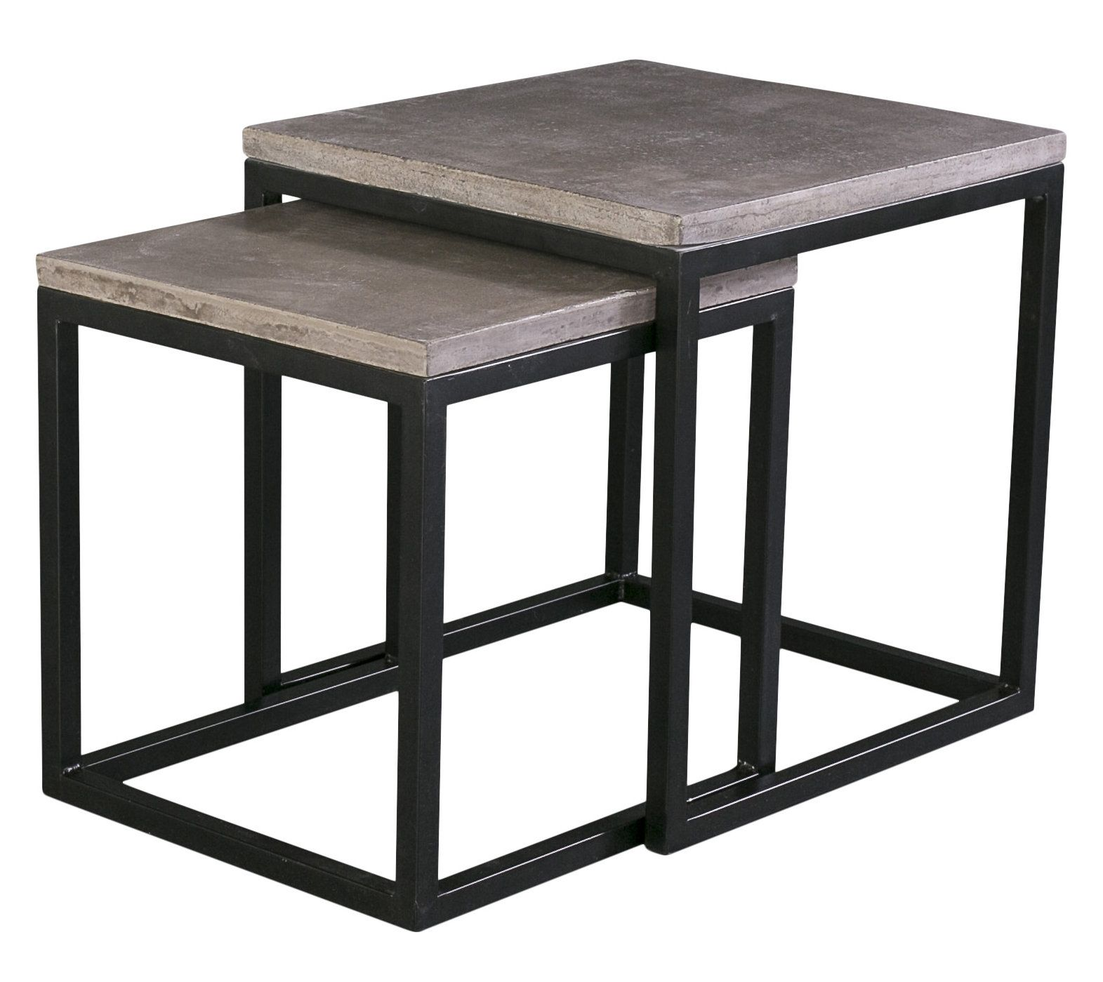 Agathla 2 Piece Nesting Table Set Products Pinterest