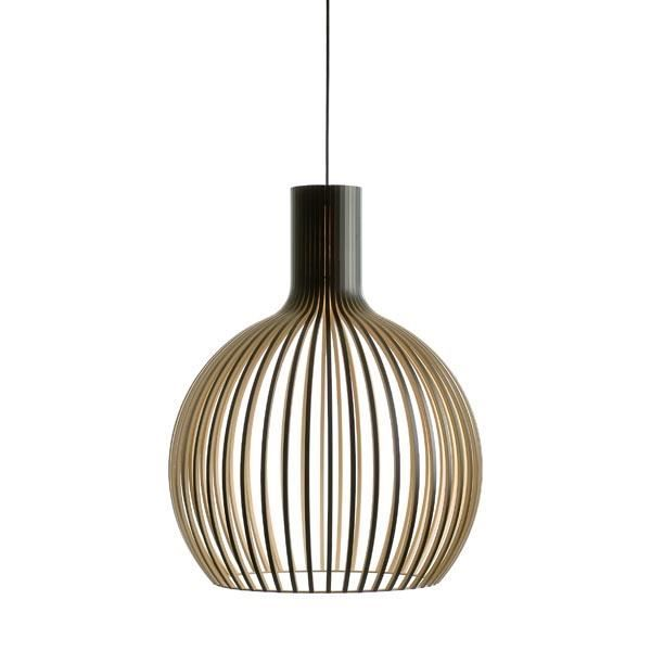 asian pendant lighting. secto octo 4240 takpendel sort asian pendant lighting a