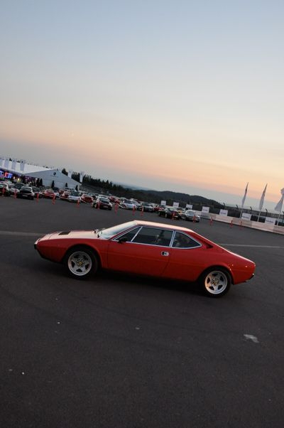 Ferrari 308 GT4 Pourquoi pas ???