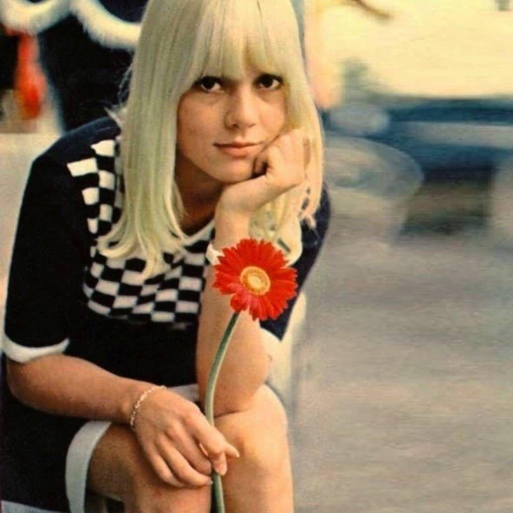 Sylvie vartan n'a plus aucune expression c'est moche mesdames arrêtez la chirurgie esthétique et acceptez de vieillir, on vieillit physiquement. Sylvie Vartan 1967 | 60s women, Sixties fashion, Rock and ...