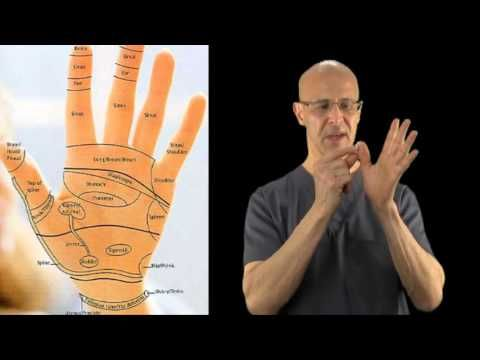 Top 2 Acupressure Points to Get Rid of VERTIGO & DIZZINESS - Dr ...
