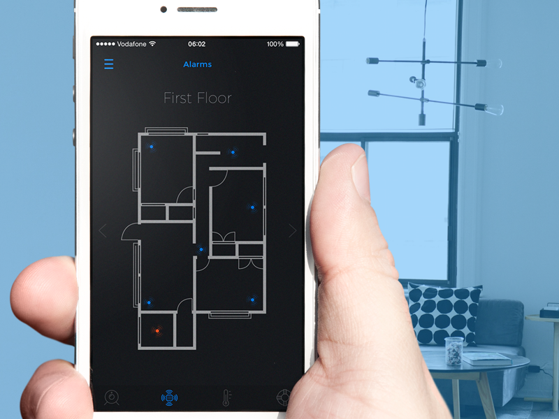 Home Automation App Home automation, Smart home