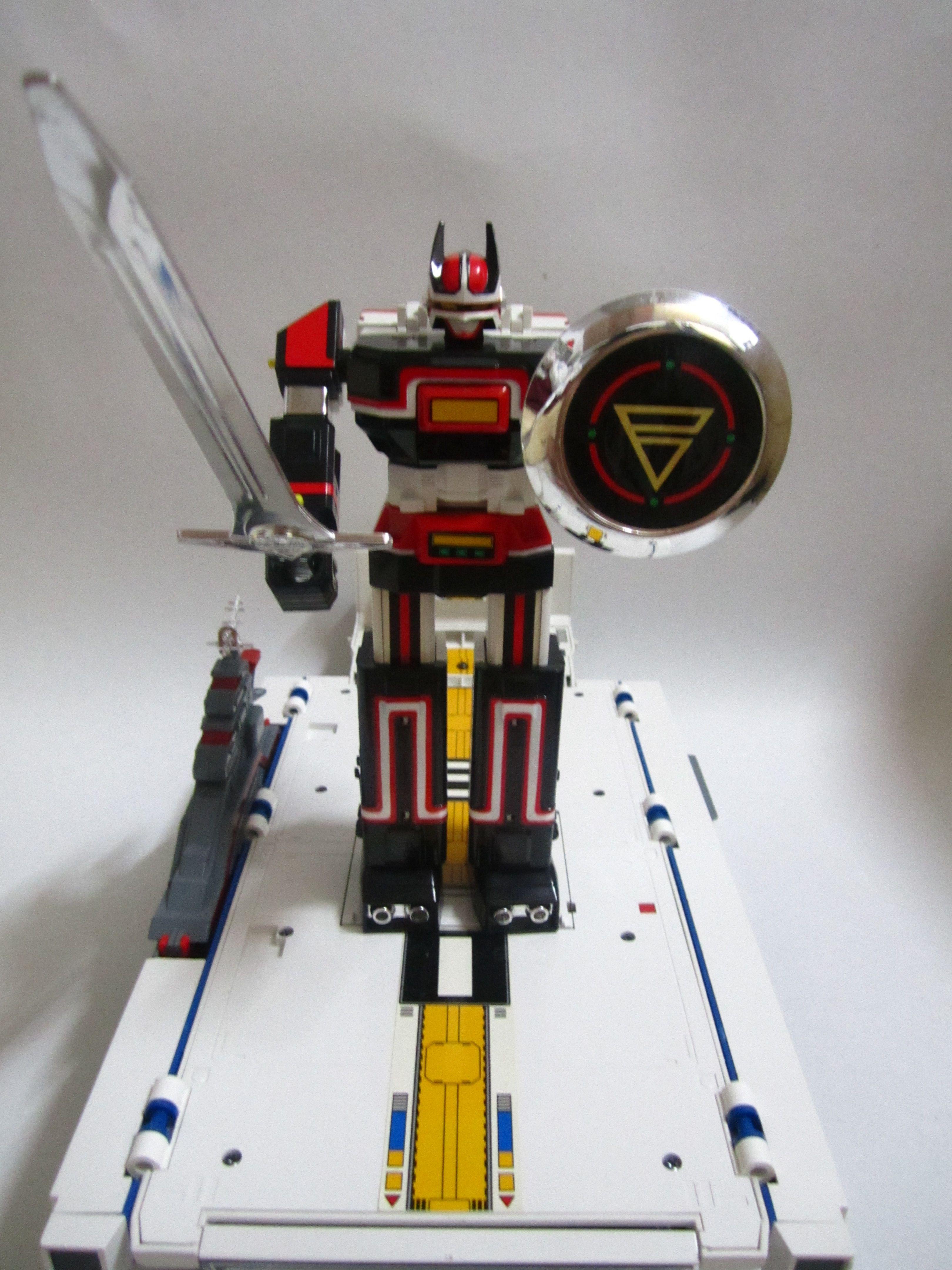 Biorobot on biodragon fahrzeuge figur filme