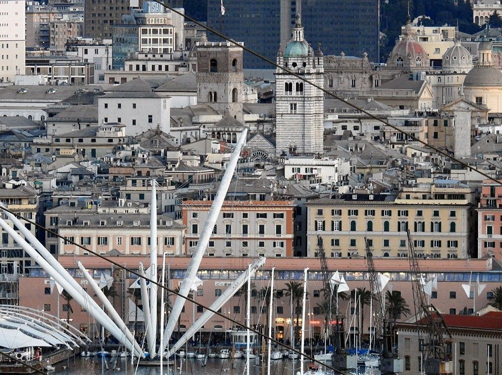 Porto Antico Genova, Città e Viaggi