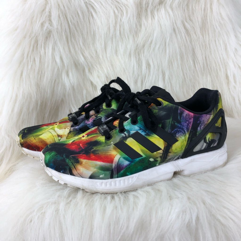 zx flux adidas size 5.5
