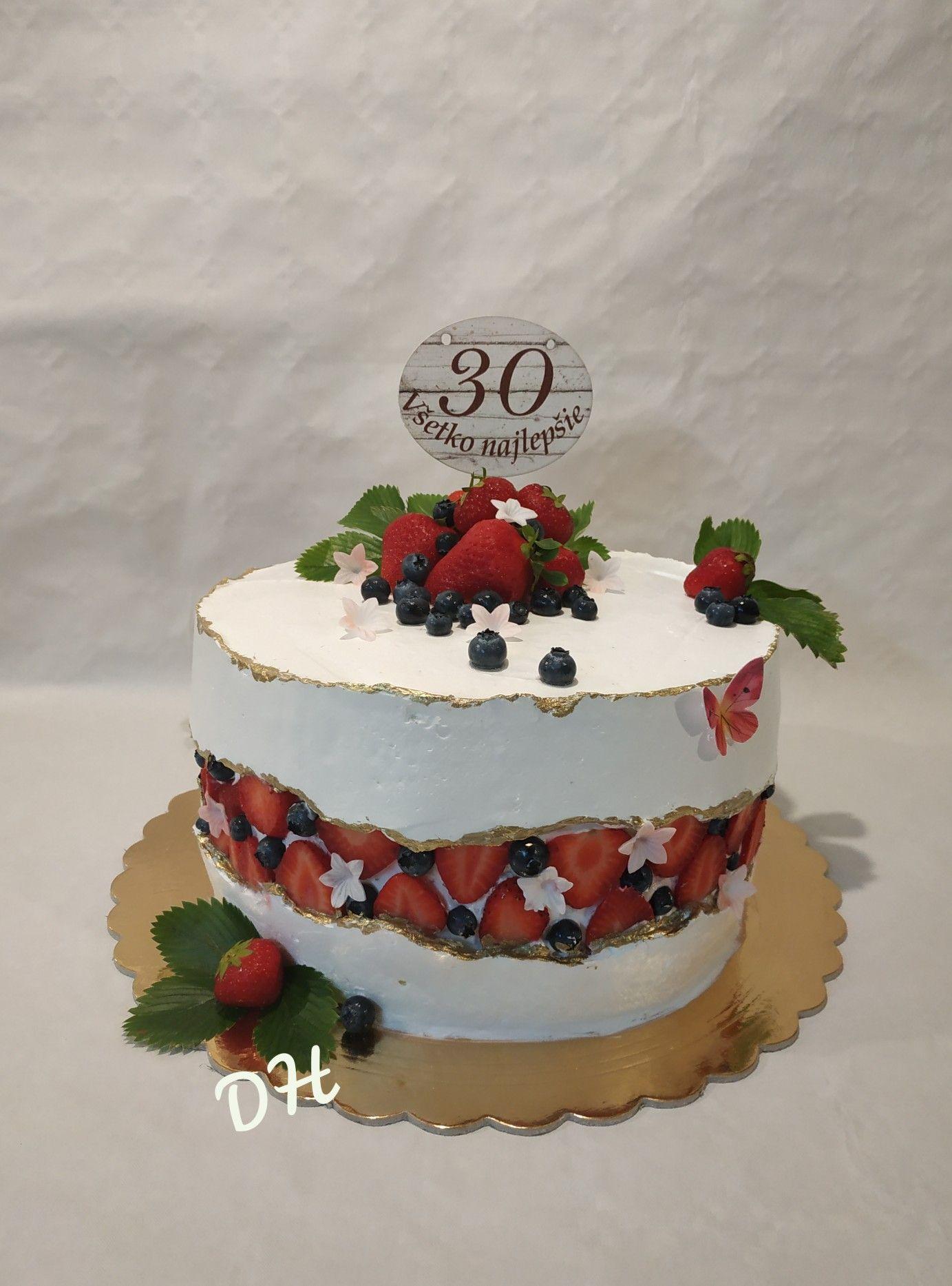 Pin by Darina Hrušovská on Birthdays cakes in 2020