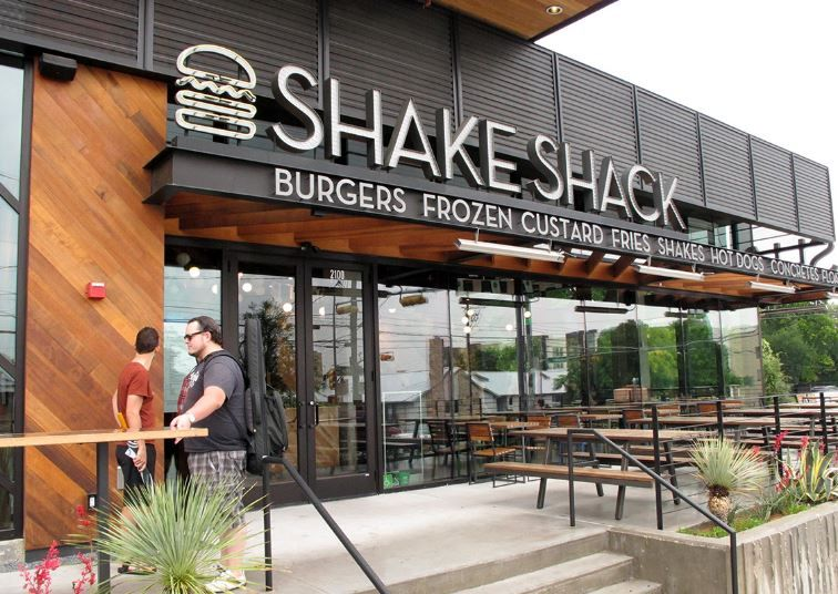 Shake Shack Quot Trendy Tabernacles Quot Retail Architecture